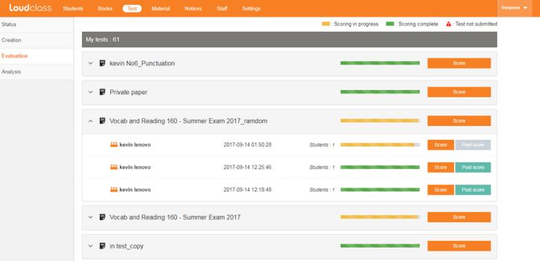 B07_Test_management_08_Publishing_scores_01